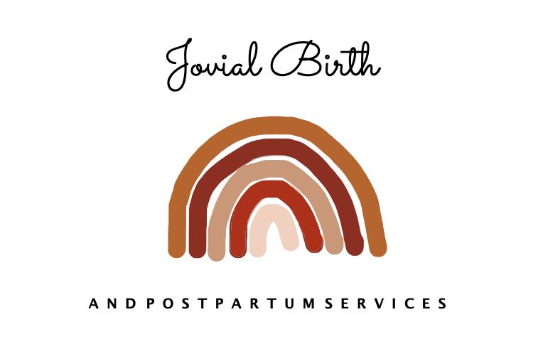 Jovial Birth Logo