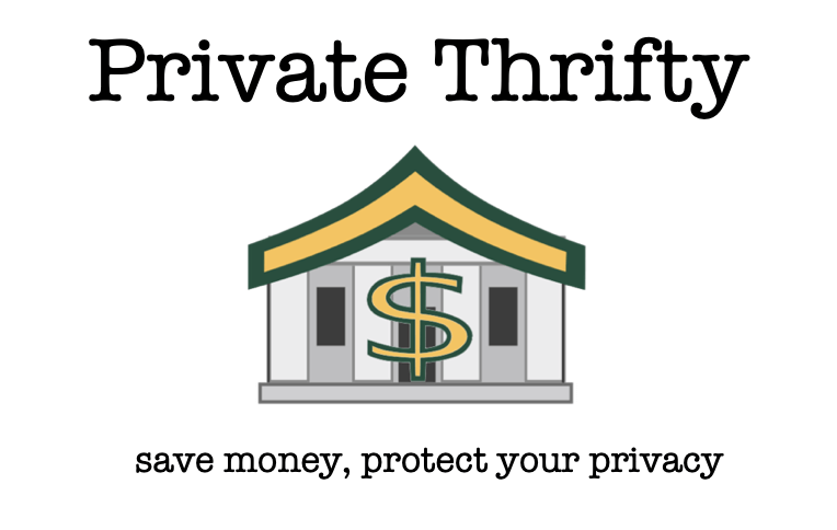 Private Thrifty Logo